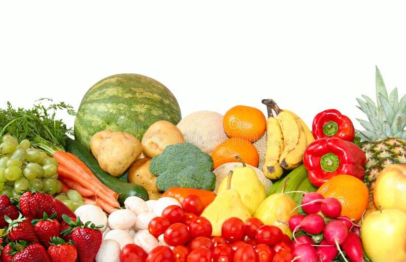 Download Frutta e verdure fotografia stock. Immagine di mercato - 3148374