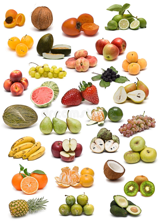 Frutta fresca. fotografia stock