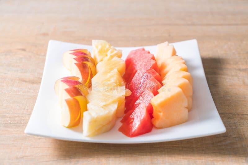 Frutta fresca mista immagini stock libere da diritti