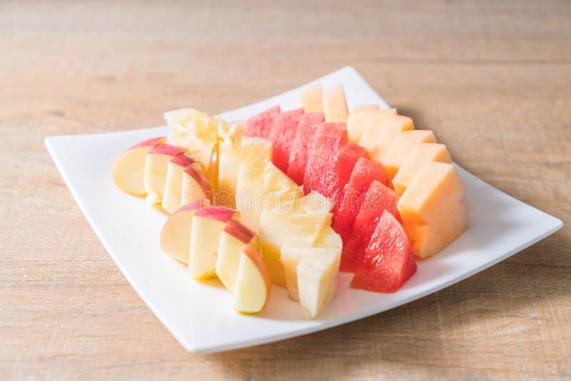 Frutta fresca mista fotografie stock