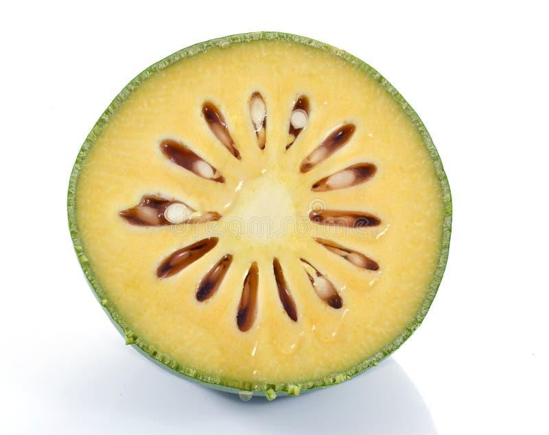Frutta medicinale di Bael immagini stock