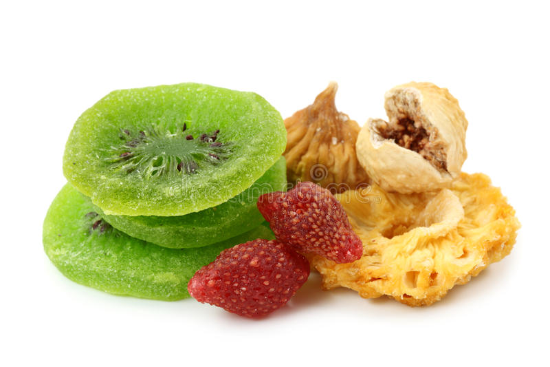 Frutta secca Mixed fotografie stock libere da diritti