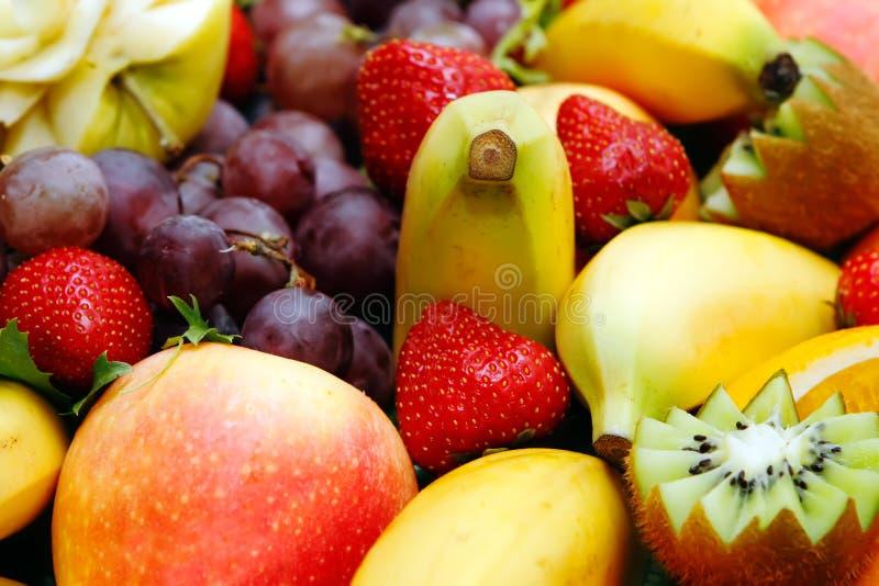 Frutta variopinta fotografia stock libera da diritti