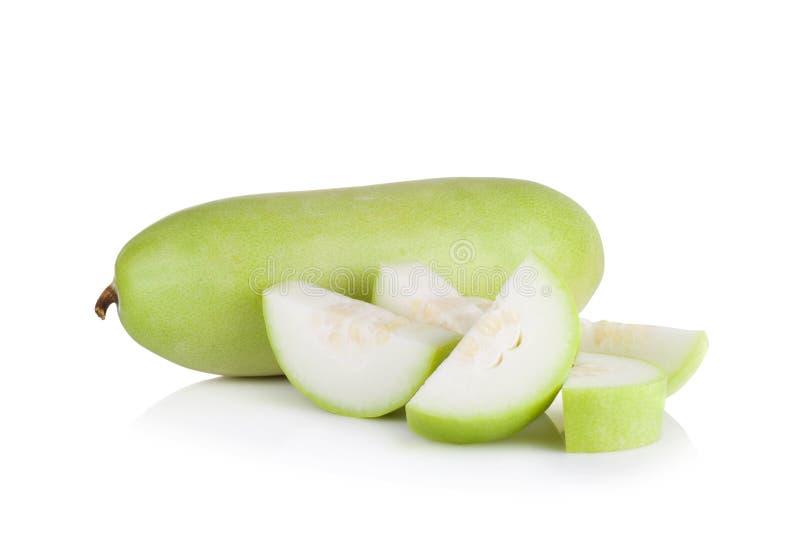 Download Frutta Vulgaris Di Lagenaria Isolata Su Fondo Bianco Immagine Stock - Immagine di background, eatable: 56876761