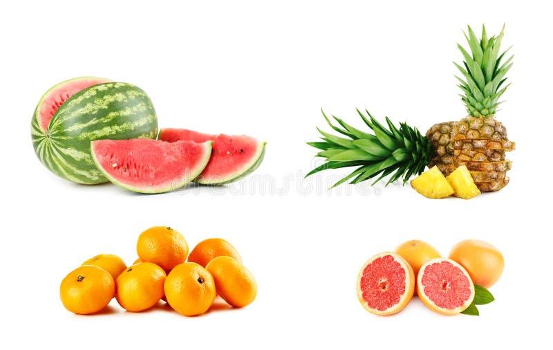 Frutti differenti immagini stock libere da diritti