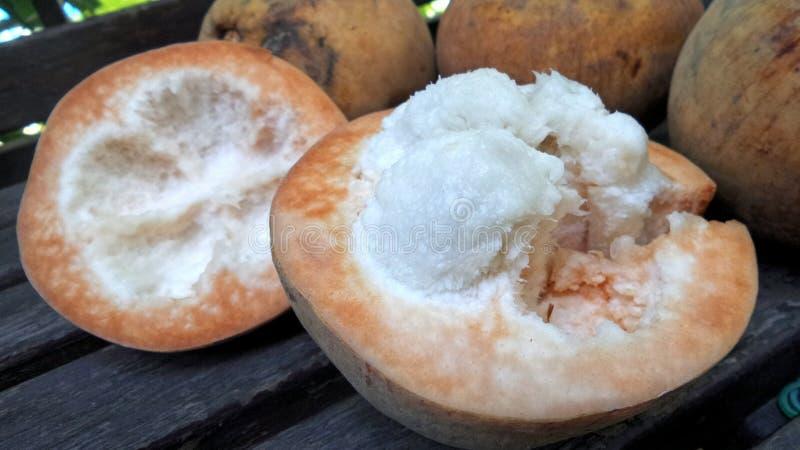 Frutti dolci di Santol fotografia stock libera da diritti