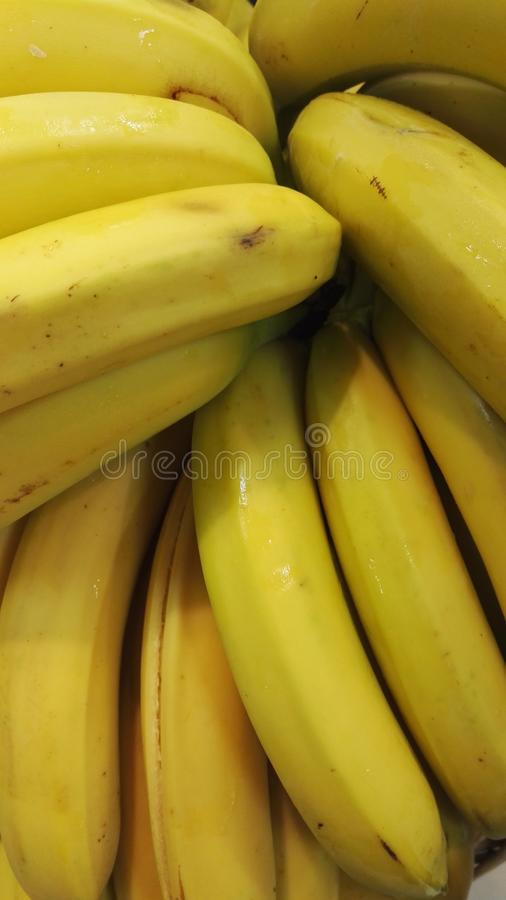 Frutti gialli fotografia stock
