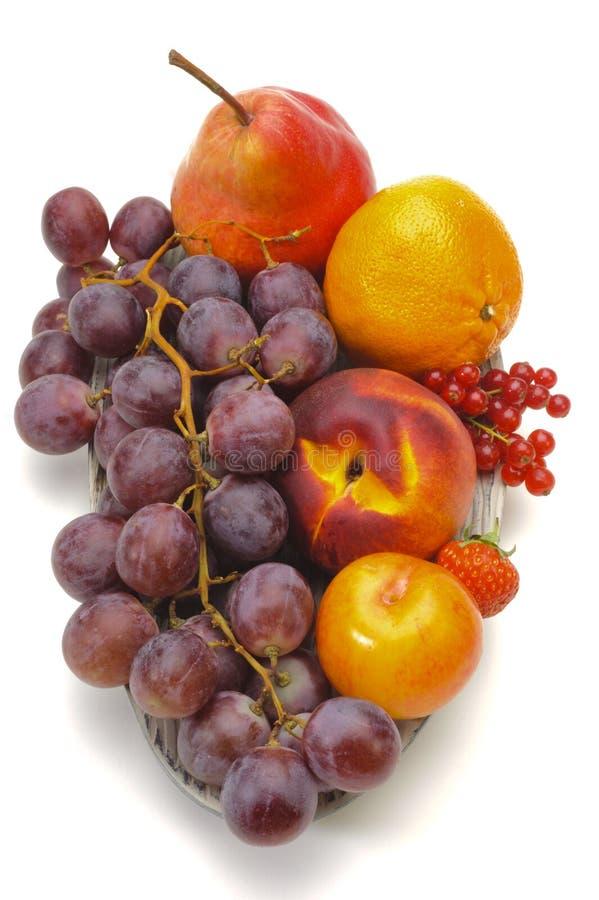 Frutti misti fotografie stock libere da diritti
