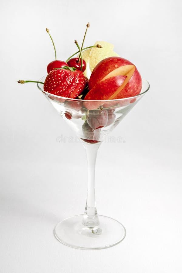 Frutti rossi fotografie stock libere da diritti