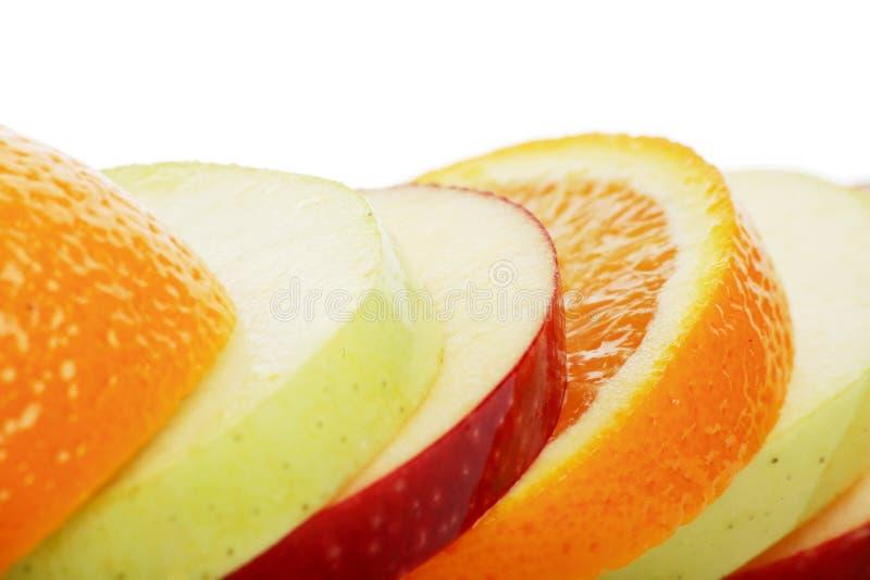 Fruttifica i lobuli fotografia stock