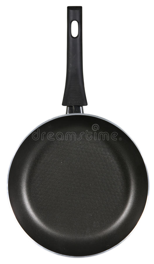 Free Fry Pan Isolated Stock Photos - 12050343