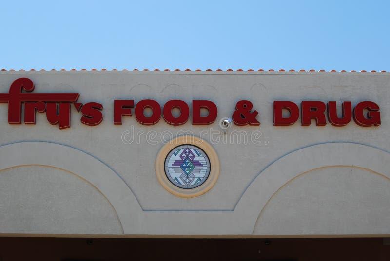 Fry's Food & Drug Supermarket Editorial Image - Image of ...