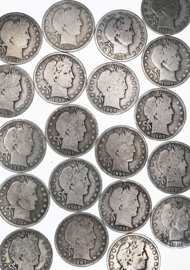 Fryzjerów męskich Przyrodni dolary obrazy stock