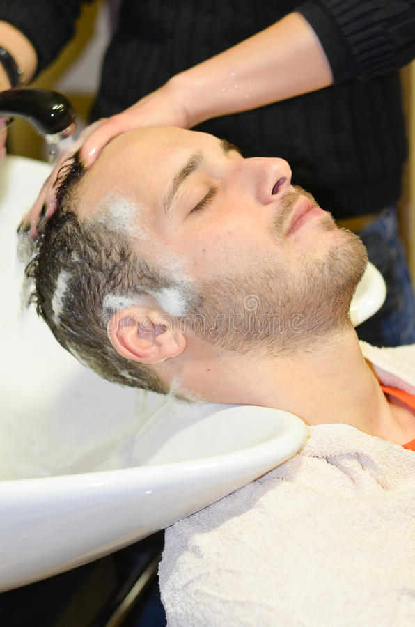 fryzjery zdjęcie royalty free