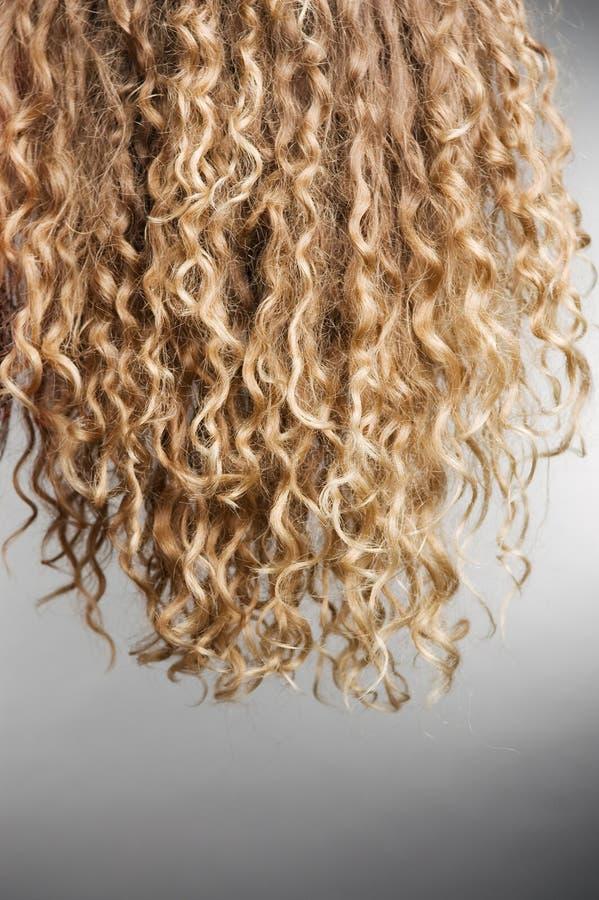 fryzowanie włosy zdjęcia stock