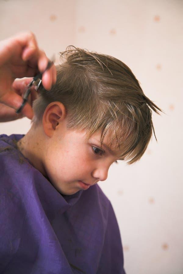 fryzura obraz stock