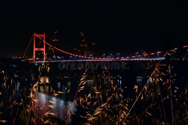 FSM-Brug Istanboel stock foto's