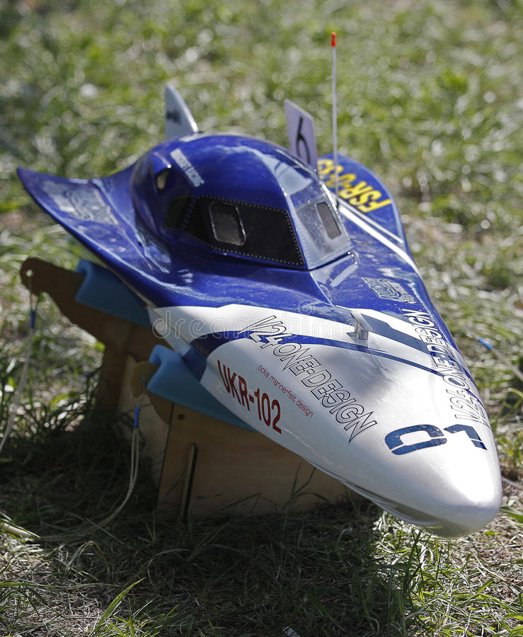FSR class rc boat editorial stock photo. Image of remote - 14282913