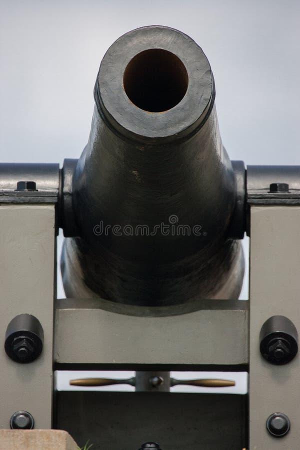 FT Macon πυροβόλο 32 λιβρών στοκ φωτογραφία με δικαίωμα ελεύθερης χρήσης