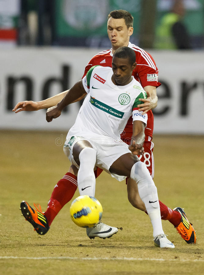 Download FTC Vs. DVSC-TEVA Hungarian Football Game Editorial Image - Image: 23660595