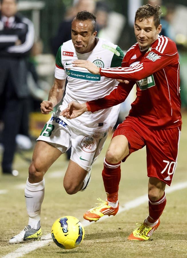 Download FTC Vs. DVSC-TEVA Hungarian Football Game Editorial Stock Image - Image: 23660609