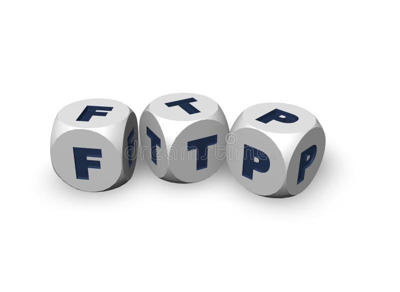 Download Ftp stock illustration. Image of download, exchange, transmission - 9691872