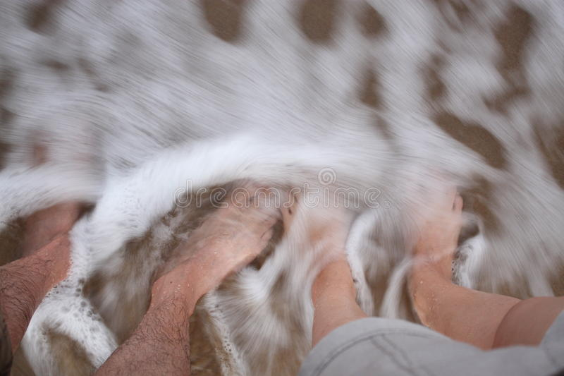 Fuß lizenzfreies stockbild