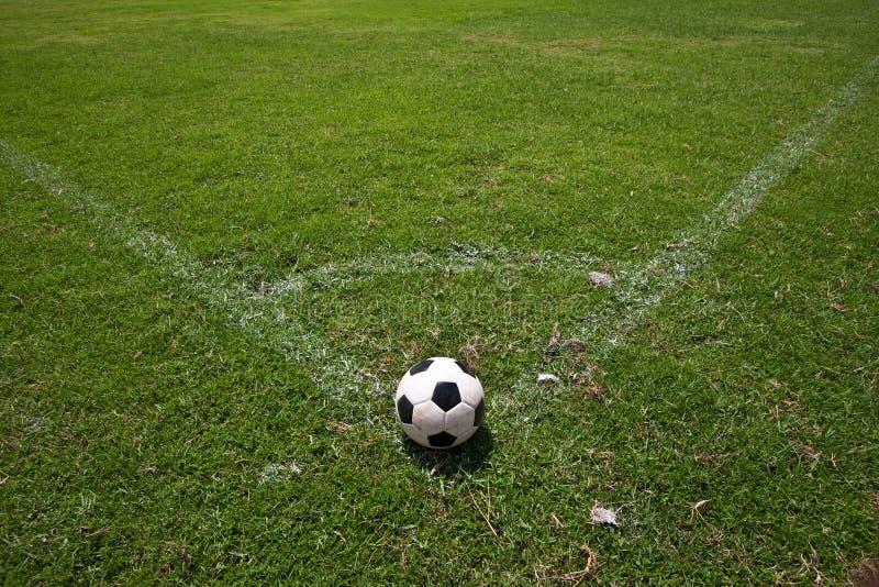 Fußball stockfoto
