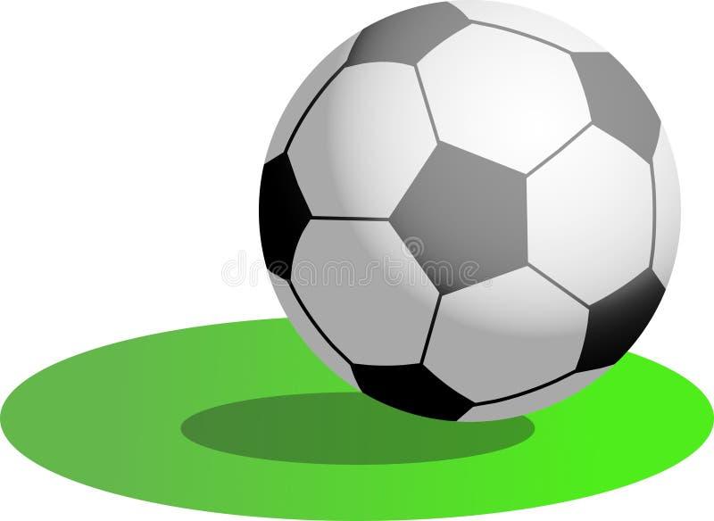 Download Fußball stock abbildung. Illustration von team, spiele, freizeit - 44051