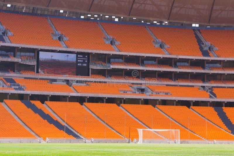 Fußball-Stadt, Johannesburg lizenzfreies stockbild