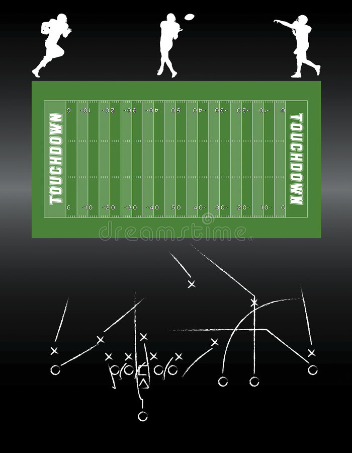 Fußball-vektorelemente vektor abbildung