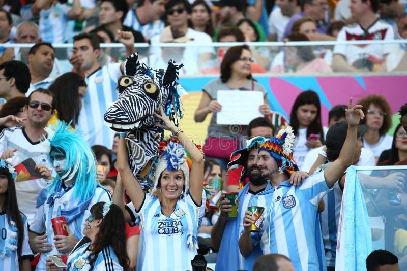 Fußball-Weltcup lizenzfreies stockbild