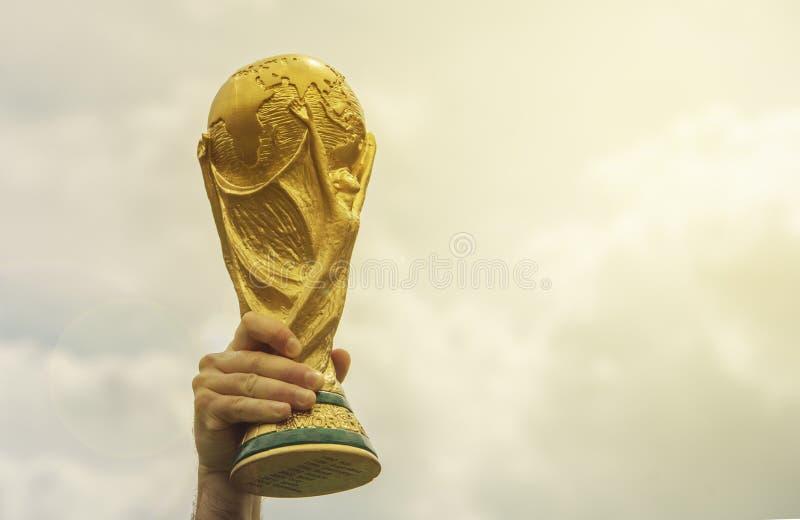 Fußball-Weltmeisterschaft lizenzfreie stockfotos