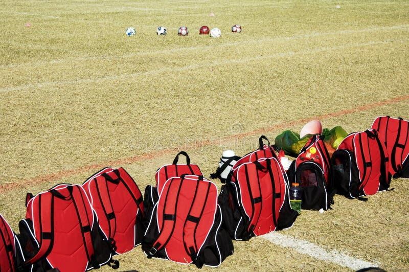Fußballgang. stockbilder