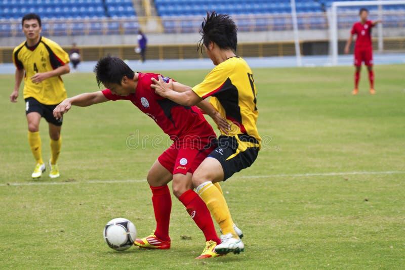 Download Fußballspiel redaktionelles stockbild. Bild von schwarzes - 27732749
