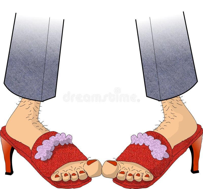 Fußbekleidung Stockbilder