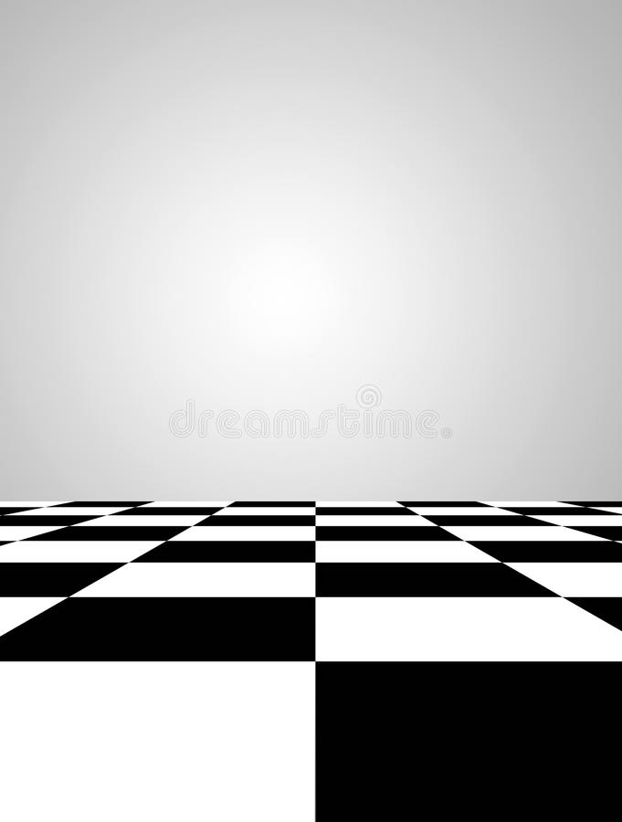 Fußboden lizenzfreie abbildung