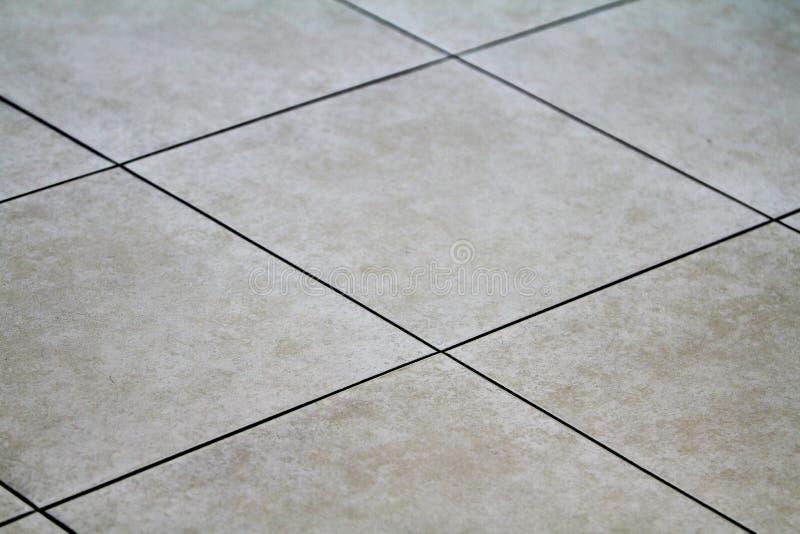 Fußbodenfliese stockfotografie