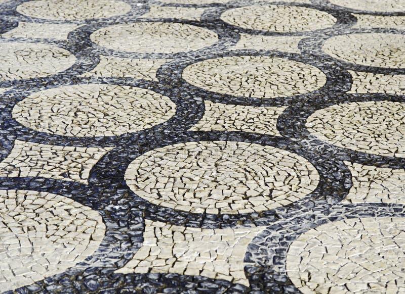 Fußbodenfliesen stockbilder