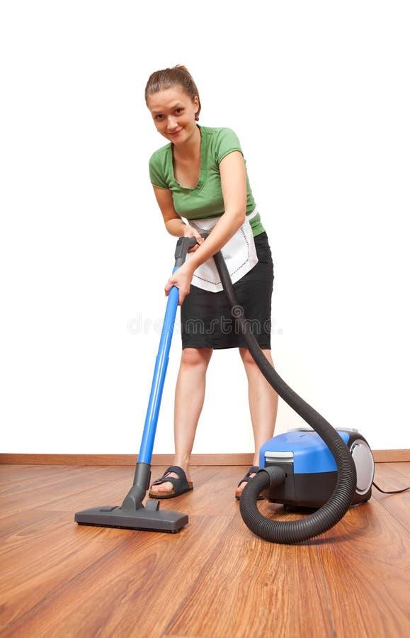Fußbodenreinigung lizenzfreie stockfotos