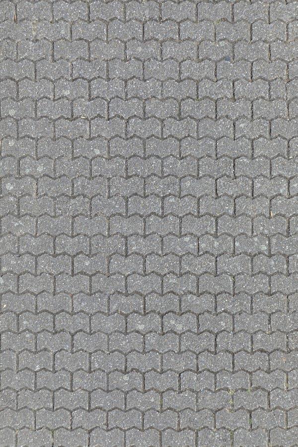 Fußgängergehweg im Detail lizenzfreies stockbild