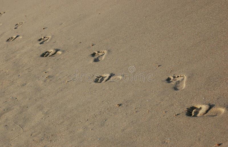 Fußjobsteps lizenzfreies stockbild