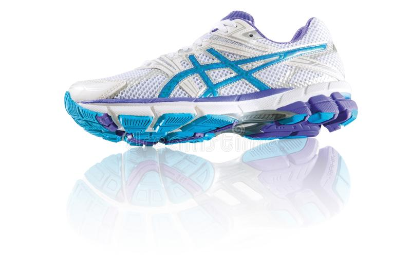 Fußbekleidung, Aqua, Schuh, Laufschuh stockfoto