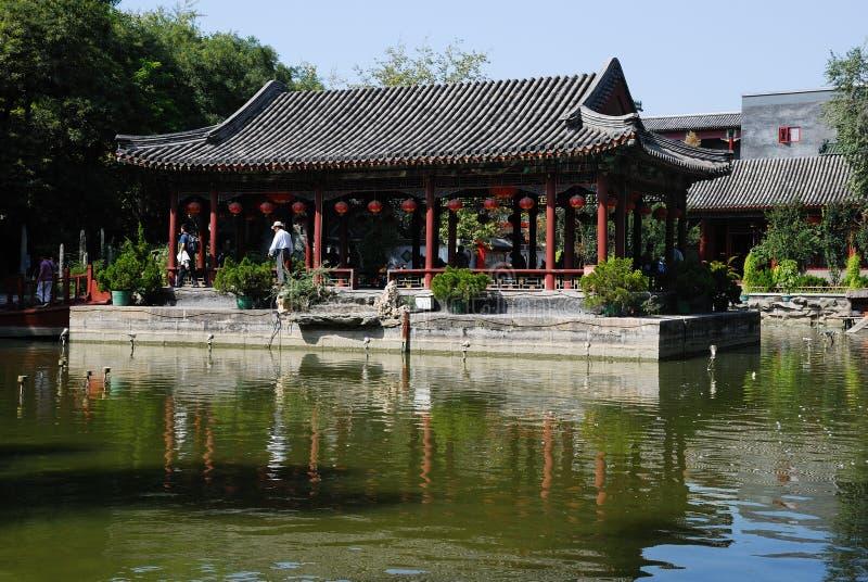 fu gongu muzeum Wang zdjęcia royalty free