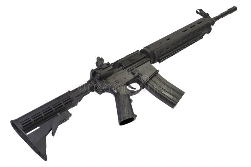 Fucile M16 immagine stock