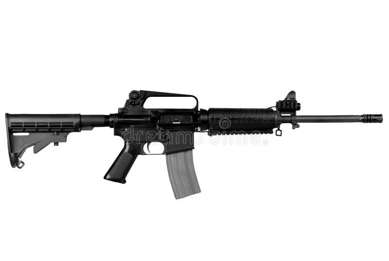 Fucile militare fotografia stock libera da diritti