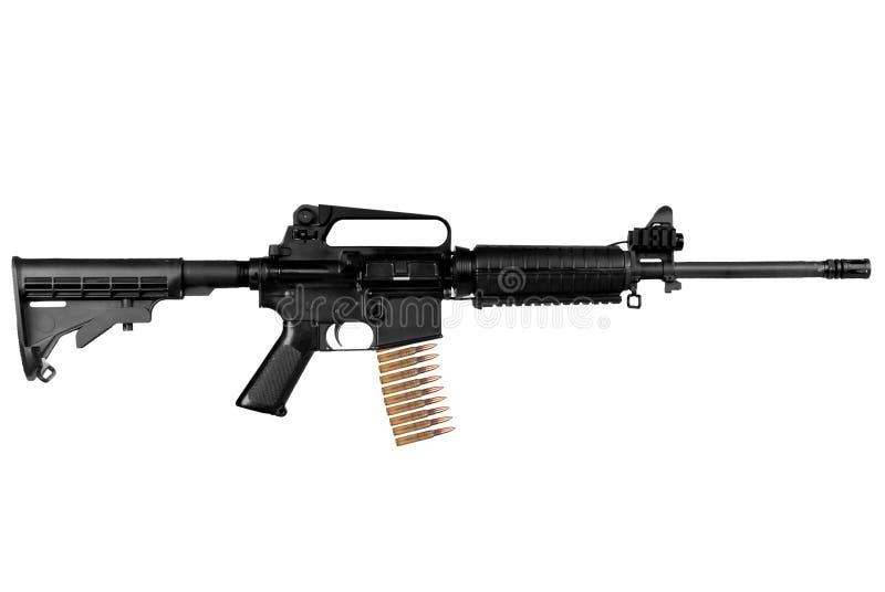 Fucile militare fotografia stock