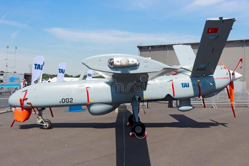 Fuco del UAV fotografia stock libera da diritti