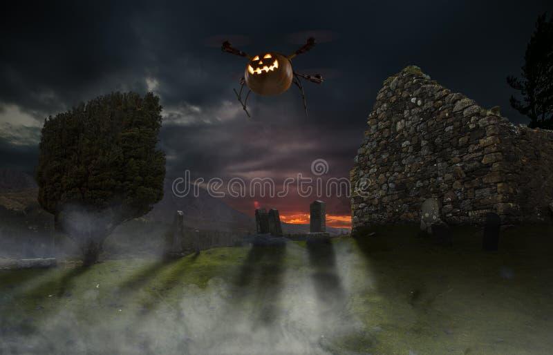 Fuco di Halloween immagine stock