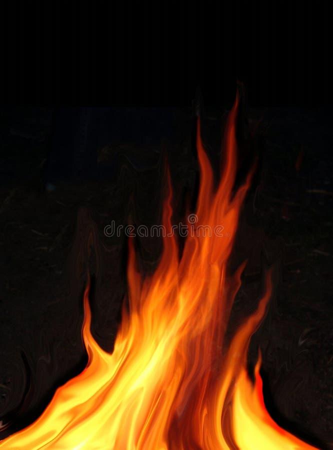 Fuego libre illustration